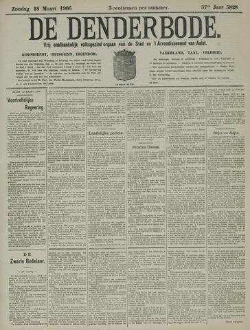 De Denderbode 1906-03-18