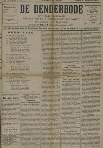 De Denderbode 1923-12-23