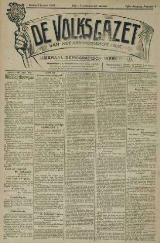 De Volksgazet 1910