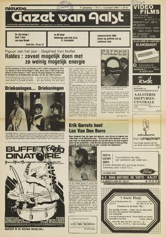 De Gazet van Aalst 1984