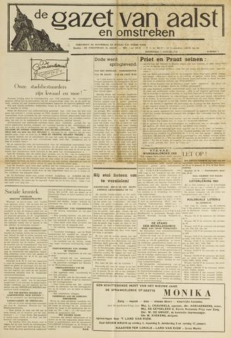 De Gazet van Aalst 1958