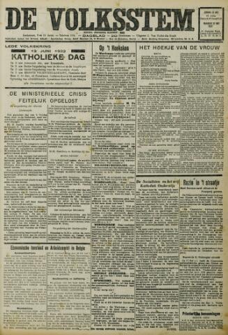 De Volksstem 1932-05-22