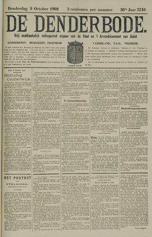 De Denderbode 1902-10-09