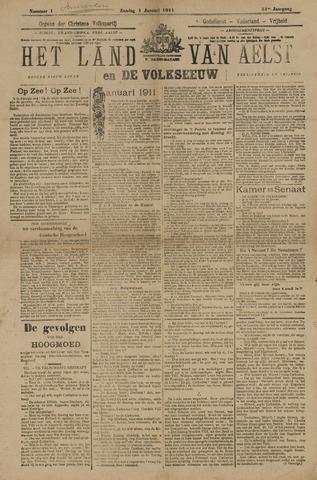 Het Land van Aelst 1911