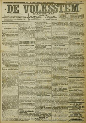 De Volksstem 1915-12-08