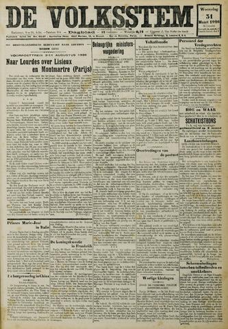 De Volksstem 1926-03-31