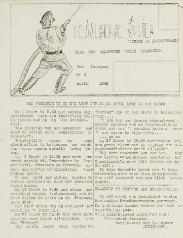 De Aalsterse Spuiter 1949-04-01