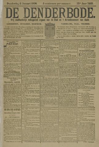 De Denderbode 1898-01-06