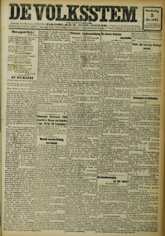 De Volksstem 1923-05-03