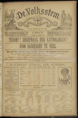 De Volksstem 1898-05-28