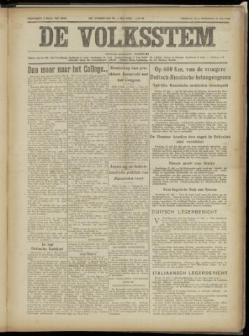 De Volksstem 1941-07-22