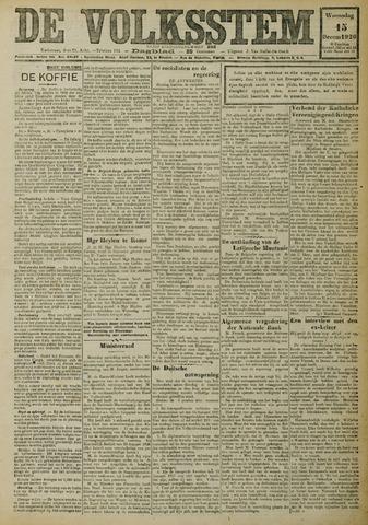 De Volksstem 1926-12-15