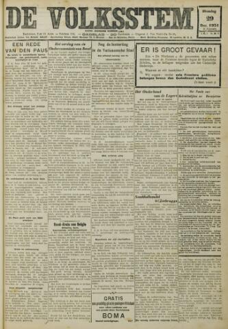 De Volksstem 1931-12-29
