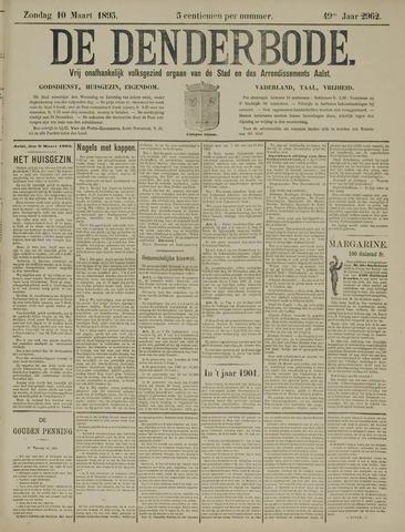 De Denderbode 1895-03-10