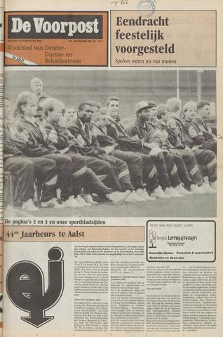 De Voorpost 1991-08-16