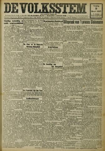 De Volksstem 1923-03-09