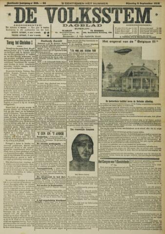 De Volksstem 1910-09-06