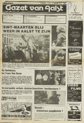 Nieuwe Gazet van Aalst 1983-11-11