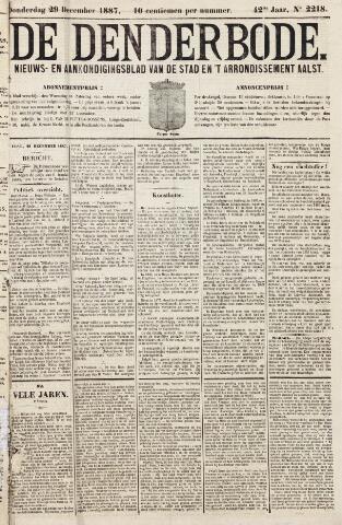 De Denderbode 1887-12-29