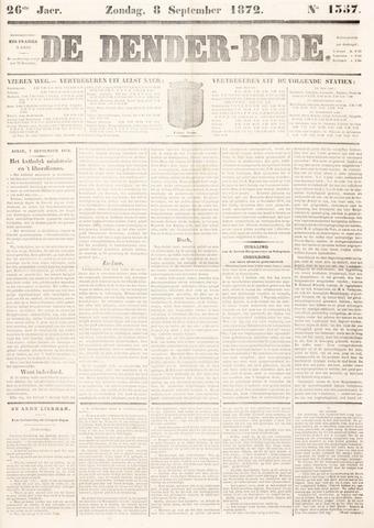 De Denderbode 1872-09-08