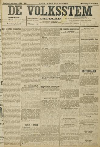 De Volksstem 1910-06-22