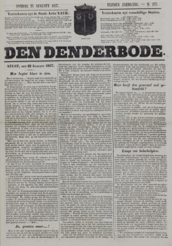 De Denderbode 1857-08-23