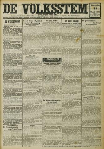 De Volksstem 1932-08-18