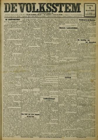 De Volksstem 1923-03-03