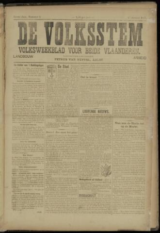 De Volksstem 1895-01-23