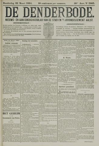 De Denderbode 1894-03-22