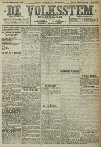 De Volksstem 1914-05-10