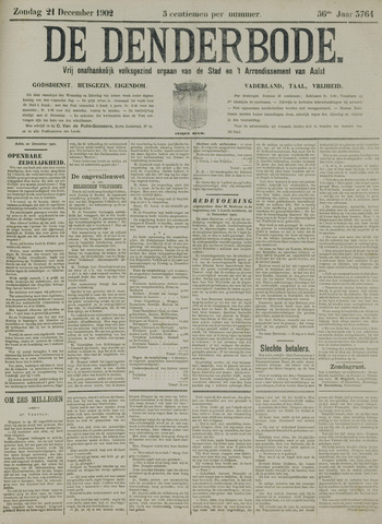De Denderbode 1902-12-21