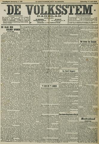 De Volksstem 1914-07-11