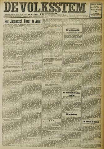 De Volksstem 1923-10-28