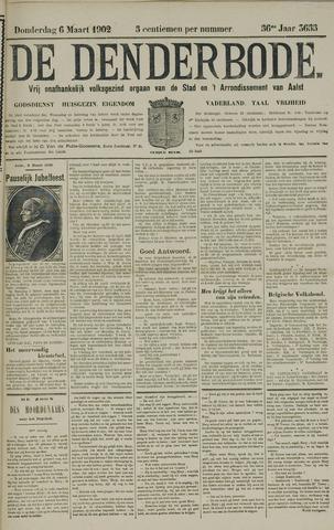 De Denderbode 1902-03-06