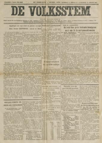 De Volksstem 1941-01-11