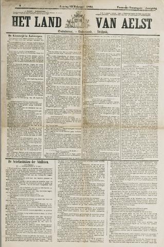 Het Land van Aelst 1881-02-13