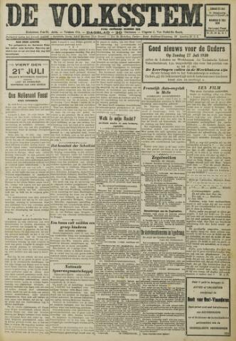 De Volksstem 1930-07-20