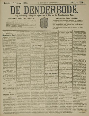 De Denderbode 1895-02-17