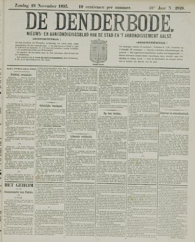 De Denderbode 1893-11-19