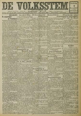 De Volksstem 1926-12-02
