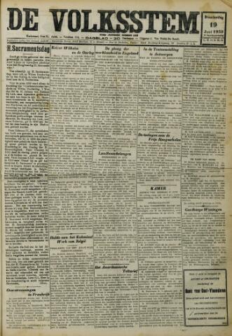 De Volksstem 1930-06-19