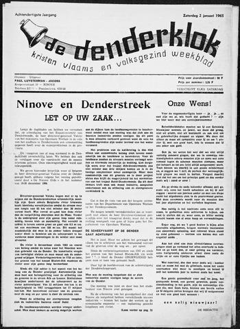 Denderklok 1965