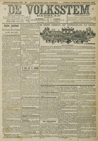 De Volksstem 1910-09-11