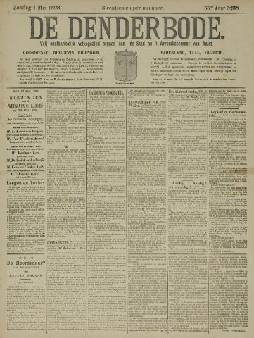 De Denderbode 1898-05-01