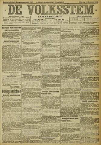 De Volksstem 1915-10-19
