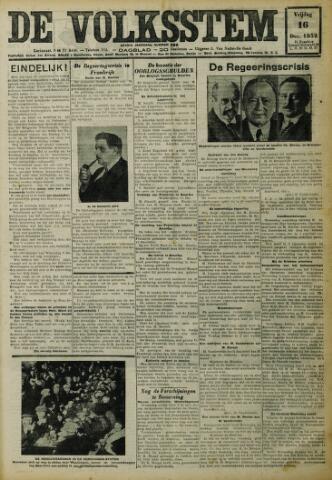 De Volksstem 1932-12-16