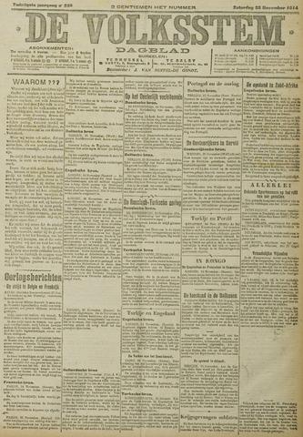 De Volksstem 1914-11-28