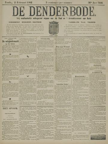 De Denderbode 1902-02-02