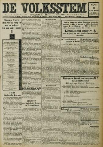 De Volksstem 1926-10-08